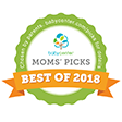 babycenter Moms' Picks 'Best of 2018'